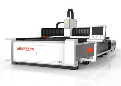 Machine découpe laser fibre arketype